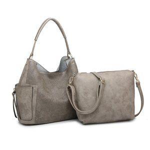 Carrie 2 in 1 Hobo Bag